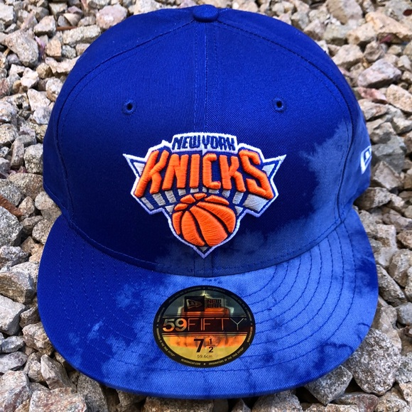 New York Knicks New Era Fitted Hat